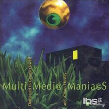 Multi Media Maniacs - CD Audio
