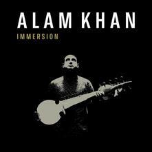 Immersion - CD Audio di Alam Khan