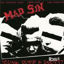 Young, Dumb & Snotty - CD Audio di Mad Sin
