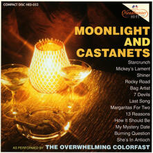 Moonlight and Castanets - CD Audio di Overwhelming Colorfast