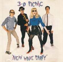 New Wave Party - CD Audio di Three D Picnic
