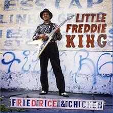 Fried Rice & Chicken - CD Audio di Little Freddie King