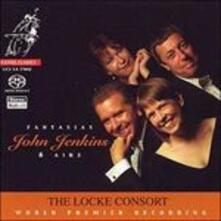 Fantasie - Arie - SuperAudio CD ibrido di John Jenkins
