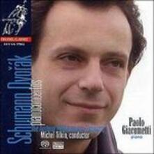 Concerti per pianoforte - SuperAudio CD ibrido di Antonin Dvorak,Robert Schumann
