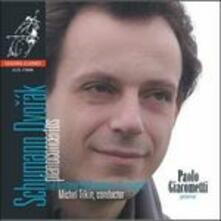 Concerto per pianoforte - CD Audio di Antonin Dvorak
