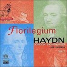 Sinfonie londinesi vol.1: n.93, n.94, n.101 - SuperAudio CD ibrido di Franz Joseph Haydn