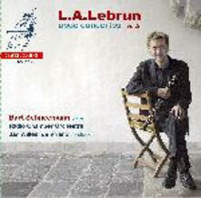 Concerti per oboe vol.2 - SuperAudio CD ibrido di Ludwig August Lebrun