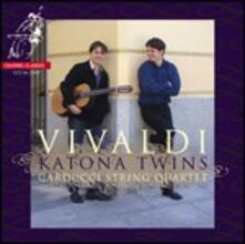 Concerti RV532, RV93, RV25 - Sonate RV82, RV85 - SuperAudio CD ibrido di Antonio Vivaldi,Katona Twins