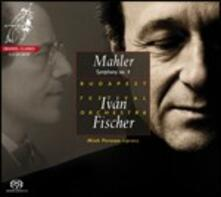 Sinfonia n.4 - SuperAudio CD ibrido di Gustav Mahler,Ivan Fischer,Budapest Festival Orchestra,Miah Persson