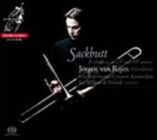 Sackbutt. Il trombone nel XVII e XVIII secolo - SuperAudio CD ibrido