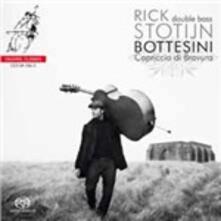 Capriccio di Bravura - SuperAudio CD ibrido di Giovanni Bottesini,Rick Stotijn