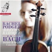 Double & Triple Concertos - SuperAudio CD di Johann Sebastian Bach