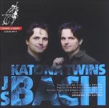 Js Bach - SuperAudio CD di Johann Sebastian Bach,Katona Twins