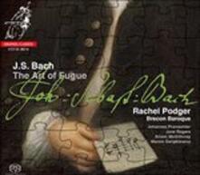 Art of Fugue - SuperAudio CD di Rachel Podger