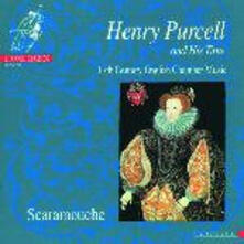 Scaramouche. Purcell and His Time - CD Audio di Henry Purcell