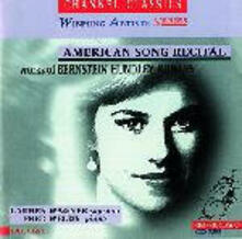 American Song Recital - CD Audio di Lauren Wagner
