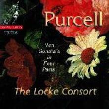 10 Sonate in quattro parti - CD Audio di Henry Purcell