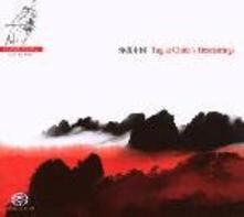 Tug at China's Heartstrings. Musica cinese per strumenti a pizzico - SuperAudio CD ibrido