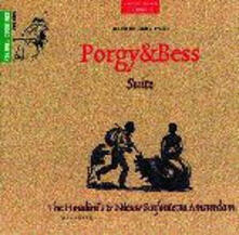 Porgy & Bess Suite - Someone to watch over me - CD Audio di George Gershwin
