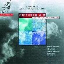 Pictured Air - CD Audio di Amsterdam Loeki Stardust Quartet