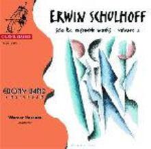 Solo and Ensemble Works vol.2 - CD Audio di Erwin Schulhoff