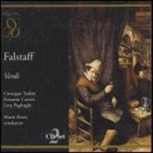 Falstaff - CD Audio di Giuseppe Verdi