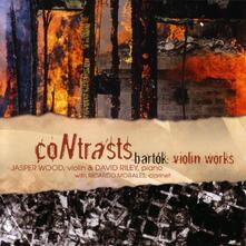 Violin Works - CD Audio di Bela Bartok