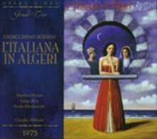 L'italiana in Algeri - CD Audio di Gioachino Rossini