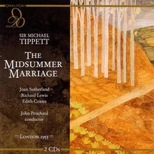 Midsummer Marriage - CD Audio di Sir Michael Tippett