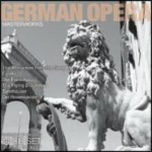 German Opera Masterworks - CD Audio