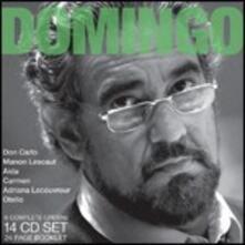 Domingo - CD Audio di Placido Domingo