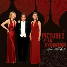 Pictures at An Exhibition - CD Audio di Modest Petrovich Mussorgsky