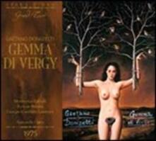 Gemma di Vergy - CD Audio di Gaetano Donizetti