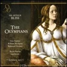 Olympians - CD Audio di Sir Arthur Bliss