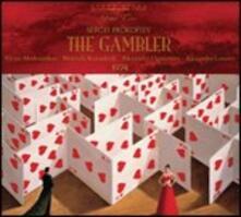 Il giocatore - CD Audio di Sergej Sergeevic Prokofiev