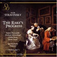 La carriera del libertino (The Rake's Progress) - CD Audio di Igor Stravinsky