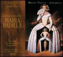 Maria Padilla - CD Audio di Gaetano Donizetti
