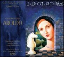 Aroldo - CD Audio di Giuseppe Verdi