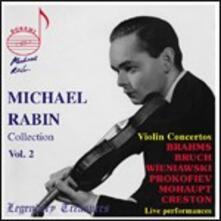 Rabin Collection vol.2 - CD Audio di Michael Rabin
