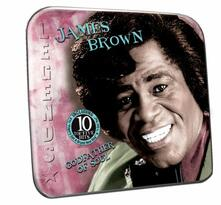 Godfather Of Soul - CD Audio di James Brown