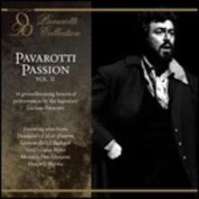 Pavarotti Passion vol.II - CD Audio di Luciano Pavarotti