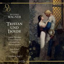 Tristan & Isolde - CD Audio di Richard Wagner