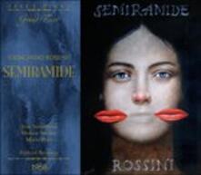 Semiramide - CD Audio di Gioachino Rossini