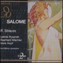 Salomé - CD Audio di Richard Strauss