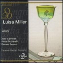 Luisa Miller - CD Audio di Giuseppe Verdi