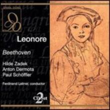 Leonore - CD Audio di Ludwig van Beethoven,Ferdinand Leitner,Wiener Symphoniker,Anton Dermota