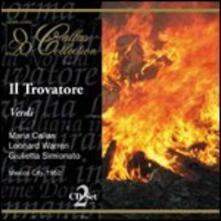 Il Trovatore - CD Audio di Giuseppe Verdi