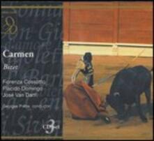Carmen - CD Audio di Georges Bizet,Placido Domingo,Georges Prêtre,Orchestra del Teatro alla Scala di Milano