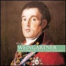 Sinfonia n.3 - Ouverture Leonore II - CD Audio di Ludwig van Beethoven,Felix Weingartner,Wiener Philharmoniker