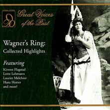 Wagner's Ring. Collection - CD Audio di Richard Wagner